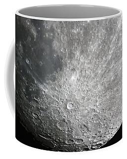 Moon Hi Contrast Coffee Mug