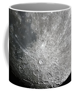 Moon Hi Contrast Coffee Mug