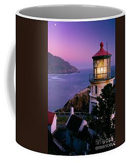 Moon Over Heceta Head Coffee Mug