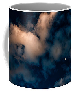 Moon Over Maui   Coffee Mug