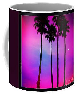 Moon Palms Coffee Mug
