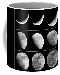 Moon Progression Coffee Mug