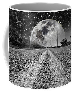 Moon Rise Country  Coffee Mug