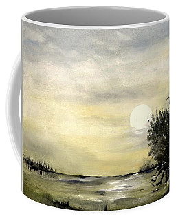Moon Shadow Coffee Mug