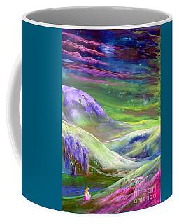 Moon Shadow Coffee Mug