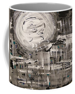 Moon Shimmer Coffee Mug by Mary Carol Williams