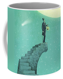 Surreal Coffee Mugs