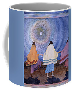 Moondance Coffee Mug by Lynda Hoffman-Snodgrass