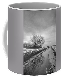 Coffee Mug featuring the photograph Moonland by Traven Milovich