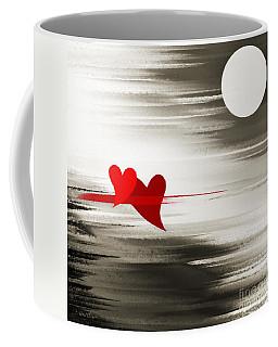 Moonlight And In Love Coffee Mug