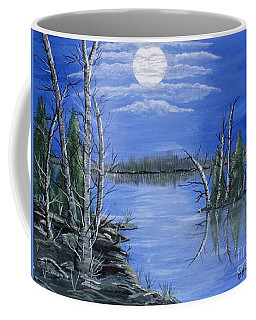 Moonlight Mist Coffee Mug
