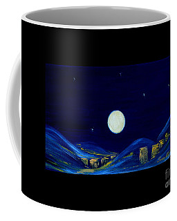 Moonlight. Winter Collection Coffee Mug