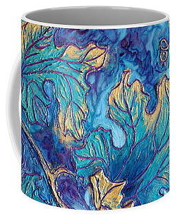 Moonlight On The Vine Coffee Mug by Sandi Whetzel