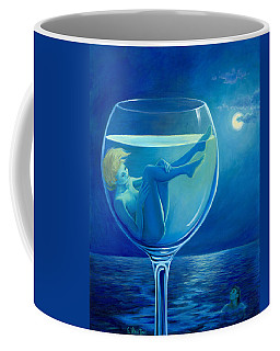 Moonlight Rendezvous Coffee Mug by Sandi Whetzel