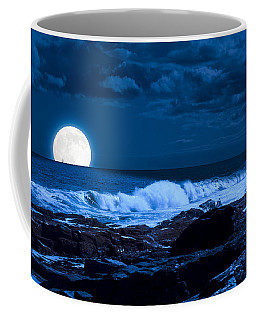 Moonlight Sail Coffee Mug