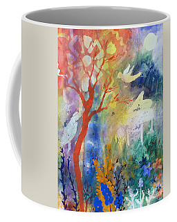 Moonlight Serenade Coffee Mug by Robin Maria Pedrero