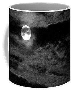 Moonlit Clouds Coffee Mug