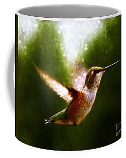 Moonlit Iridescence  Coffee Mug