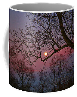 Moonrise Coffee Mug by Kathryn Meyer