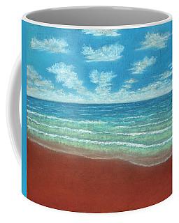 Moonset B Coffee Mug