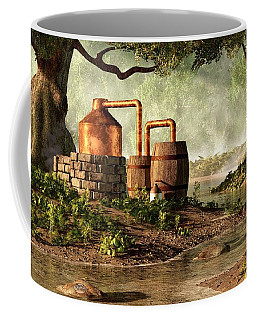 Moonshine Still 1 Coffee Mug