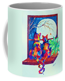 Moonstruck Ll Coffee Mug