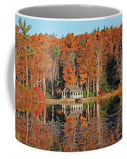 Moore State Park Autumn I Coffee Mug