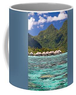 Moorea Lagoon No 3 Coffee Mug