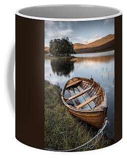 Moored On Loch Awe Coffee Mug