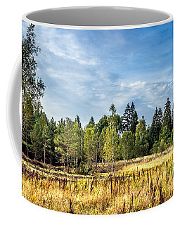 Wetlands In The Black Forest Coffee Mug