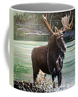 Moose County Coffee Mug