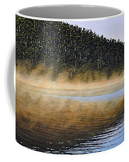Moose Lake Paddle Coffee Mug
