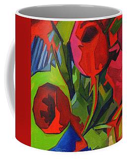 More Red Tulips  Coffee Mug
