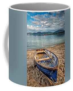 Morfa Nefyn Boat Coffee Mug