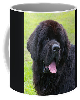 Morgan The Newf Coffee Mug