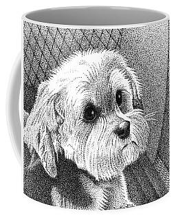 Morkie Coffee Mug