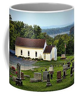Morning At Goshen Coffee Mug