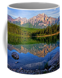 Morning At Pyramid Lake Coffee Mug