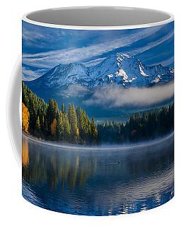 Morning At Siskiyou Lake Coffee Mug