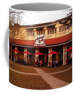 Morning Call In The Oaks - New Orleans City Park Coffee Mug