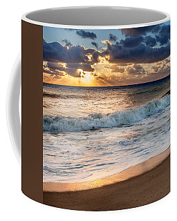 Morning Clouds Square Coffee Mug