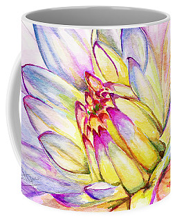 Morning Flower Coffee Mug