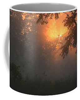 Morning Fog Coffee Mug