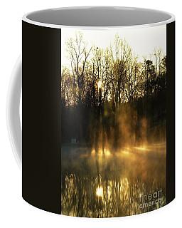 Morning Fog Rising Coffee Mug