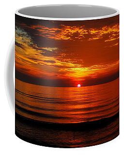 Morning Glory Coffee Mug by Mim White