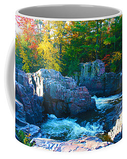 Morning In Eau Claire Dells Coffee Mug