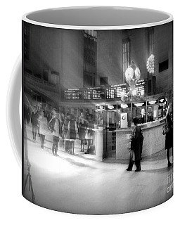 Morning In Grand Central Coffee Mug
