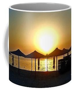 Morning In Greece Coffee Mug