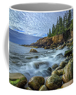 Morning In Monument Cove Coffee Mug