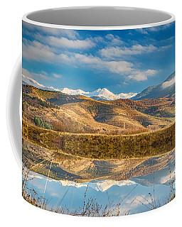 Morning In Pirin Mountain Coffee Mug